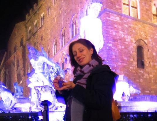 17.11.2012 davanti a Nettuno con le babbucce