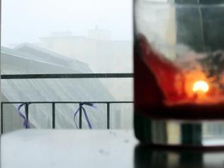 22.12 nebbia e candela