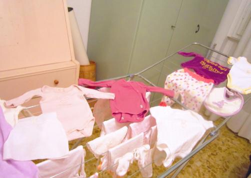 25.12.2012 panni di Viola stesi
