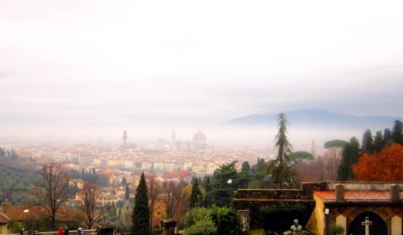26.12 Firenze da San Miniato