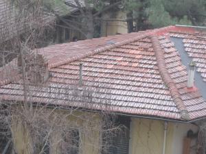 7.12 tetto appena spolverato di bianco