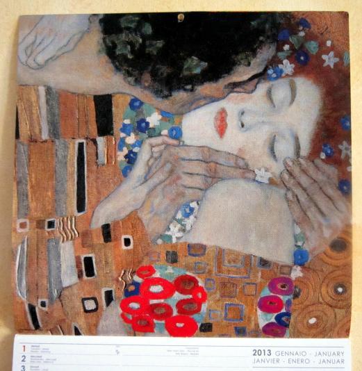 1.1.2013 Klimt in sala