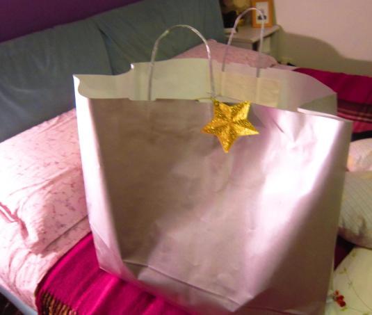 6 pacco dono di Cecilia