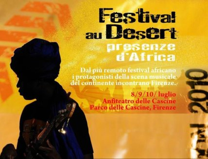 Festival au desert 2010