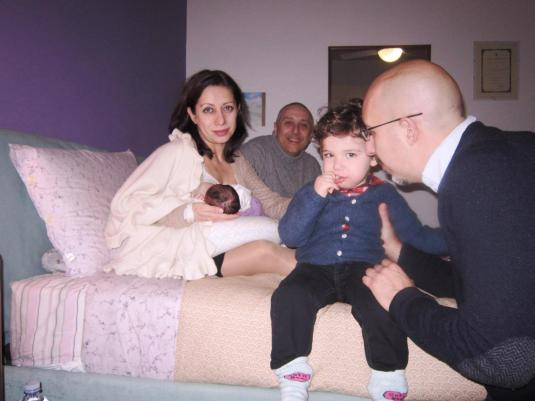 24.2 con Viola, Sandro, Bernardo e Pietro