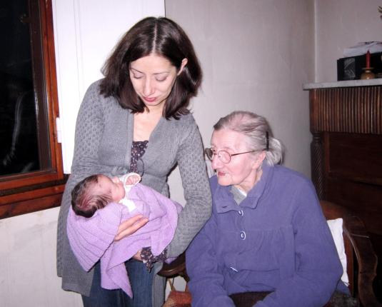 2.3.2013 con Gabriella e Viola