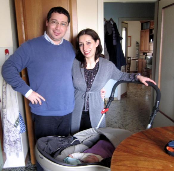 5.4.2013 Cate Viola e Giuseppe