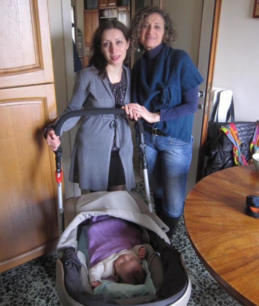 5.4.2013 Cate Viola e Ilikebella