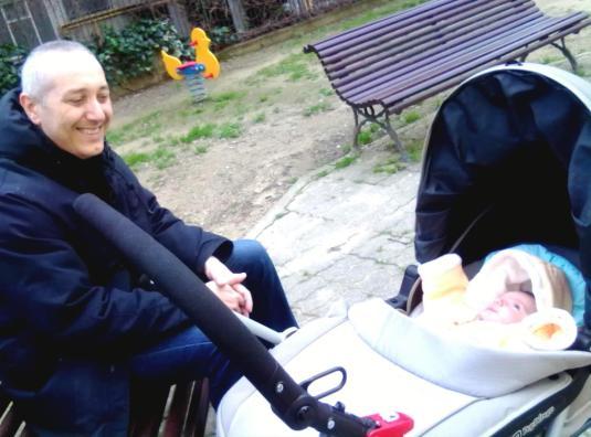 7.4.2013 Sandro e Viola fuori