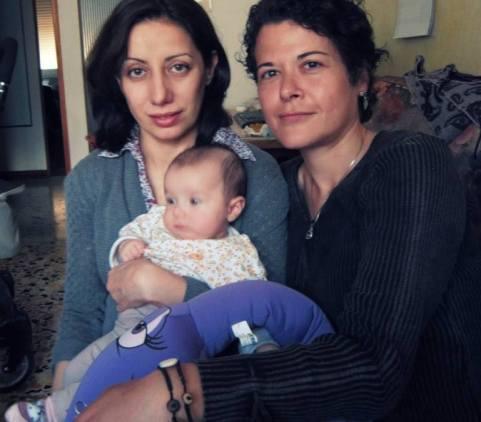 16.5.2013 con Viola e Daniela in sala