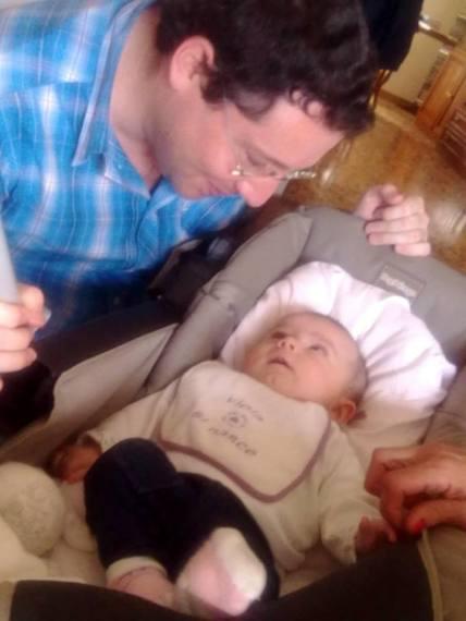 7.6.2013 Giuseppe e Viola