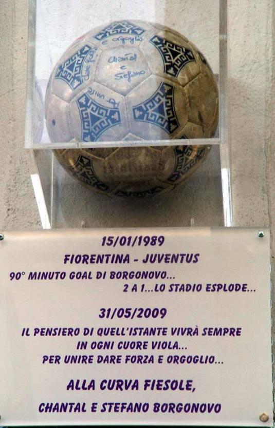 pallone Borgonovo