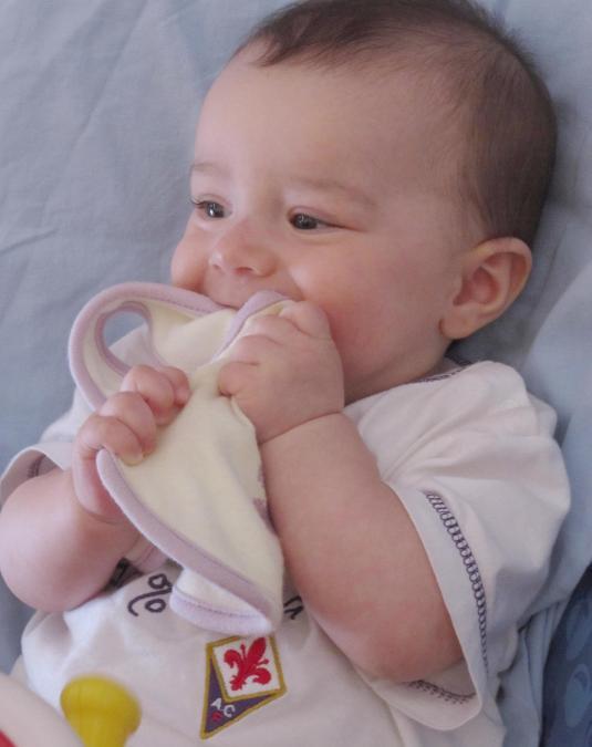 8.9.2013 Viola compie sette mesi