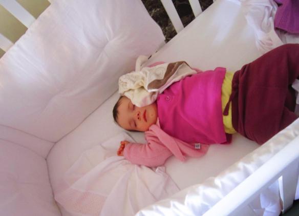 3 Sandro foto a Viola che dorme
