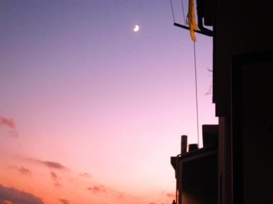 7.11.2013 tramonto