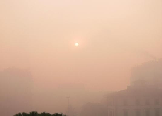 12.12.2013 nebbia di dicembre