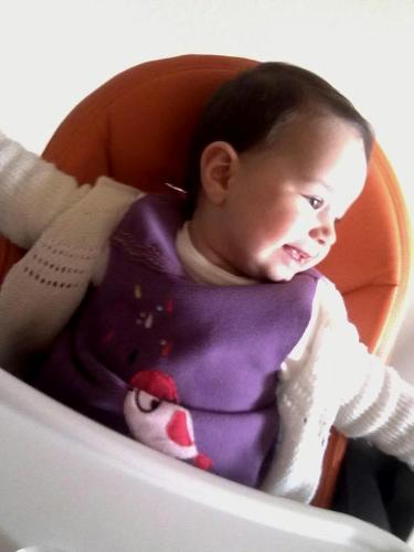 25.12.2013 Viola in viola e bianco e rosso