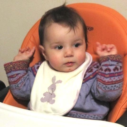 Viola Nutini verso i dieci mesi