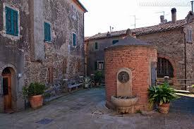 la cisterna del castello di Tatti