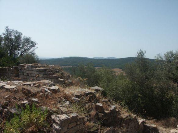 rovine del Castello di Pietra