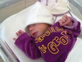 Viola Nutini febbraio 2013 attenti crescer