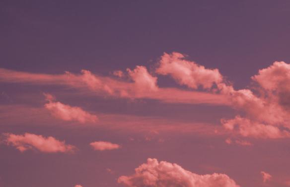 13.2.2014 nuvole rosate