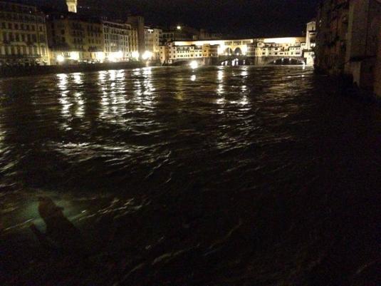 Arno 10 febbraio 2014 notte