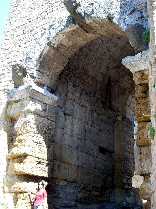 Volterra giugno 2011 porta etrusca