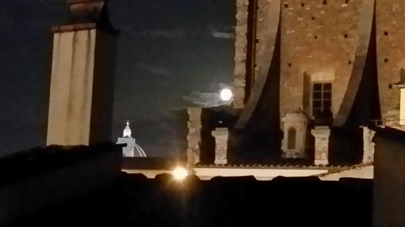 Firenze notturna, foto di Riccardo Magherini