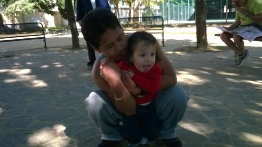 29 settembre 2014 con Jo