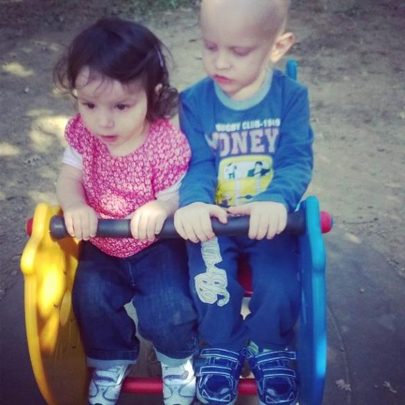 30 settembre 2014 Viola con Cristian