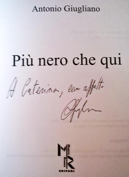 Dedica di Antonio