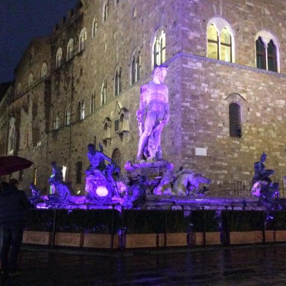 17.11.2014 Nettuno VIOLA Piazza della Signoria