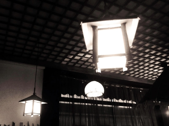 bw lanterne