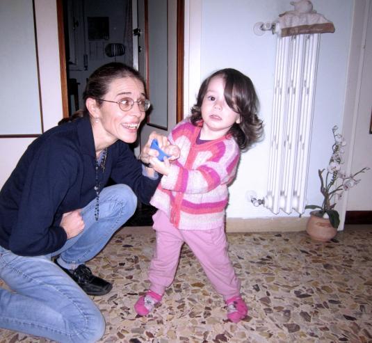 20 dicembre 2014 Anna e Viola