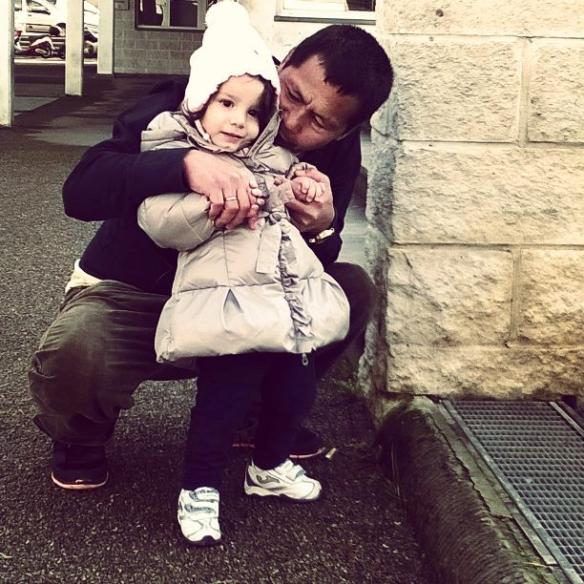23.11.2014 Viola con Jo e cappellino