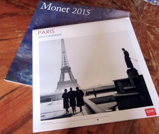 31 calendari per 2015