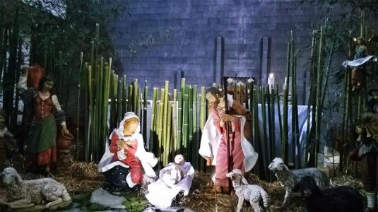 Presepe 2014 Chiesa del Preziosissimo Sangue