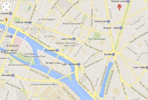 Rue Nicolas Appert, Paris