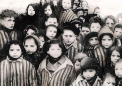 shoah-bambini