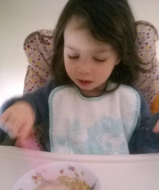 17.2.2015 Viola e i cereali di mamma
