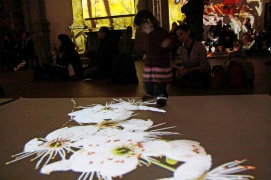 15 marzo 2015 con Viola dentro Van Gogh7
