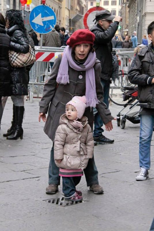 15 marzo 2015 con Viola per via2