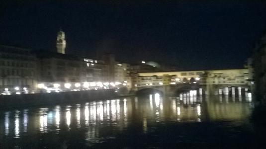 3 Marzo 2015 dal ponte Santa Trinita