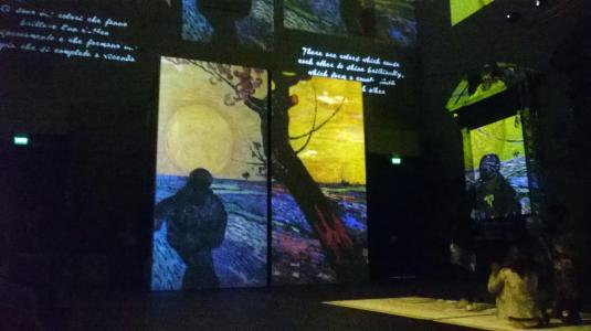 7 marzo Van Goghseminatore