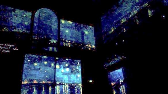 Dentro la notte stellata