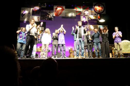 11 aprile 2015 Violapop finale