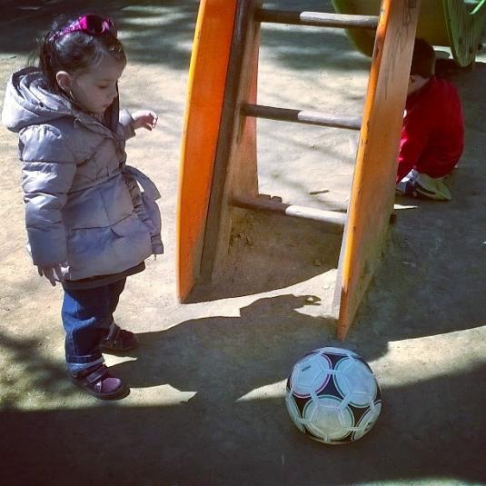 20 aprile 2015 Viola e Hany