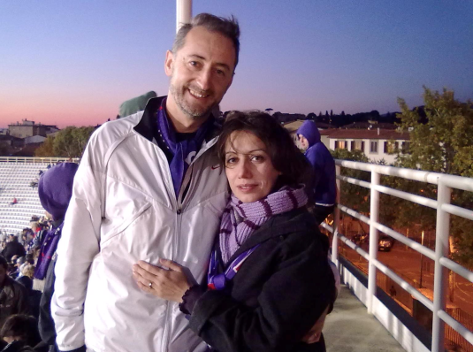 22 ottobre 2011 col Norfo in Curva Fiesole