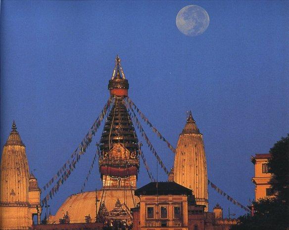 Kathmandu prima del sisma